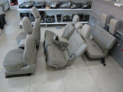 Подогрев сидений. Mitsubishi Pajero