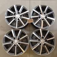 Комплект литых дисков R15 №1532. 6.0x15, 5x114.30, ET45