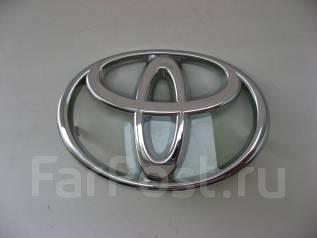 Эмблема решетки. Toyota Land Cruiser Toyota Land Cruiser Prado, LJ95, VZJ90, KZJ90, KZJ95, LJ90, RZJ90, RZJ95, VZJ95, KDJ90, KDJ95 Двигатели: 1KZT, 3R...