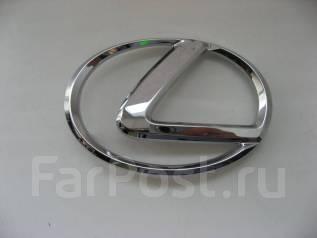 Эмблема решетки. Lexus LX470, UZJ100 Двигатель 2UZFE