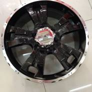 Storm Wheels. 8.5x20, 6x139.70, ET25, ЦО 110,1мм.