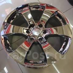 Storm Wheels. 8.5x20, 6x139.70, ET0, ЦО 110,0мм.