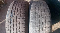 Bridgestone Dueler H/T D687. Летние, износ: 30%, 2 шт