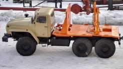 Урал 5557. , Лесовоз с роспуском, ямз-238, 12 850 куб. см., 10 000 кг.
