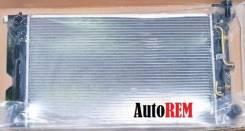 Радиатор охлаждения двигателя. Toyota Corolla, CE120 Toyota Corolla Fielder, CE121 Двигатели: 2C, 3CE
