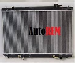 Радиатор охлаждения двигателя. Toyota Kluger V, ACU25, ACU20 Toyota Highlander, ACU25, ACU20 Toyota Harrier, SXU15, SXU10 Toyota Camry, SXV10 Двигател...