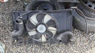 Радиатор охлаждения двигателя. Toyota Corolla Fielder, NZE141G, ZRE144G, ZRE144, ZRE142G, ZRE142, NZE141, NZE144, NZE144G Toyota Corolla Axio, ZRE142...