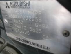 Автоматическая коробка переключения передач. Mitsubishi Pajero Junior, H57A Двигатель 4A31