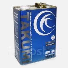 Takumi. Вязкость 5W-30, синтетическое