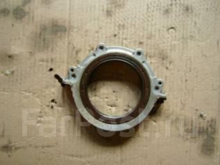 Крышка двигателя. Nissan Bluebird, U11 Двигатель CA18E