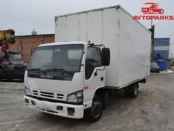 Isuzu NQR. Промтоварный фургон , 5 193 куб. см., 3 835 кг.