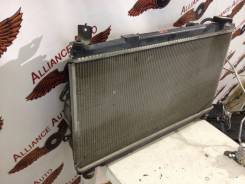 Радиатор охлаждения двигателя. Honda Fit, GE6 Двигатель L13A