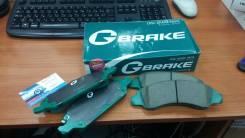 Тормозные колодки передние CADILLAC ESCALADE 06- CHEVROLET TAHOE 2007- G-brake GP-24004