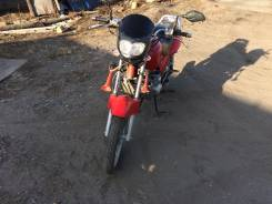 Продам мотоцикл yamaha ybr125