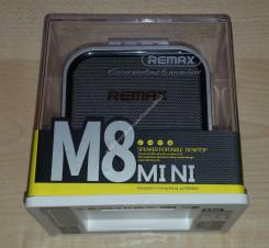 Стильная беспроводная bluetooth колонка (аудиосистема) Remax M8 mini!