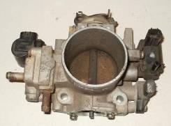 Заслонка дроссельная. Honda Stream, LA-RN4, LA-RN3 Двигатель K20A