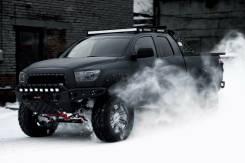 Бампер. Toyota Tundra, USK52, UPK51, UPK50, UPK56, USK57 Двигатели: 1URFE, 3URFE