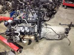 Двигатель с коробкой передач m112.912 Mercedes-Benz. Mercedes-Benz W203