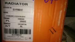 Радиатор охлаждения HYUNDAI I30 / ELANTRA 1.4 / 1.6 / 2.0 07- / KIA CEED 07- 25310-2H050