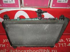Радиатор охлаждения Toyota Vitz,Platz,Yaris,Echo SCP1#