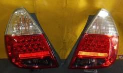 Стоп-сигнал. Honda Jazz Honda Fit, LA-GD2, LA-GD1, UA-GD2, UA-GD1, DBA-GD2, DBA-GD1 Двигатели: L12A3, L13A2, L12A4, L12A1, L15A1, L13A1, L13A5