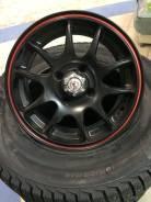 NZ Wheels SH524. 5.5x13, 4x98.00, ET35, ЦО 58,6мм.
