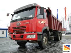 FAW J5P6x4 CA3252P2K2T1A. Грузовой самосвал - Faw CA3252P2K2T1A, 8 600 куб. см., 22 000 кг.