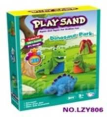 "Набор для лепки ""Play Sand"" Парк динозавров"