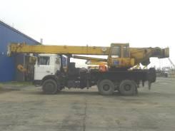 Ивановец КС-3577. Автомобиль МАЗ-630303 КС-5576Б (Автокран), 11 200 куб. см., 32 000 кг.