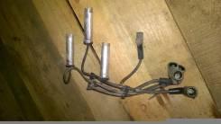Высоковольтные провода. Daewoo Nexia ЗАЗ Шанс Chevrolet Lanos, T100 Двигатель A15SMS