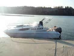 Нептун. Год: 2001 год, длина 5,00м., двигатель подвесной, 90,00л.с., бензин