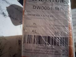 Радиатор охлаждения двигателя. Daewoo Nexia Двигатели: G15MF, A15MF