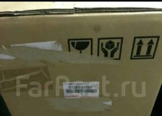 Турбина. Toyota Land Cruiser Prado, KDJ120, KDJ120W, KDJ125, KDJ125W Двигатель 1KDFTV