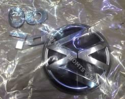 Эмблема багажника. Volkswagen Polo, 6R1