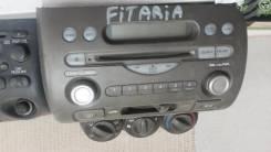 Магнитола. Honda Fit, GD1 Двигатель L13A
