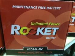 Rocket. 80 А.ч., производство Корея