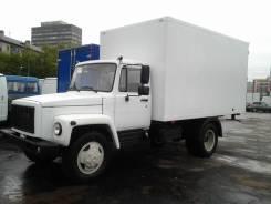 ГАЗ 3309. Новый восстановленный Газ 3309 Термобудка индивидуальной, 4 250 куб. см., 5 000 кг. Под заказ