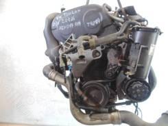 Контрактный (б у) двигатель Фольксваген Тоуран 2003 г AZV 2,0 л TDI