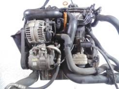 Контрактный (б у) двигатель Фольксваген Тоуран 2004 г AVQ 1,9 л TDI