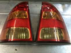 Стоп-сигнал. Toyota Corolla Fielder, ZZE124G, NZE121G, NZE124G, ZZE122G, ZZE123G, CE121G Двигатели: 1ZZFE, 1NZFE, 2ZZGE, 3CE