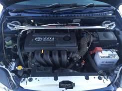 Решетка радиатора. Toyota Corolla Fielder, NZE121, NZE121G Toyota Corolla, ZZE132, ZZE121L, ZZE120, ZZE121, NZE121, CE121, CDE120, ZZE134, ZZE124, ZZE...