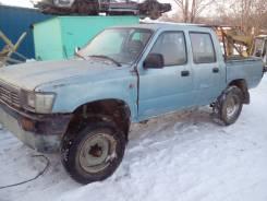 Toyota Hilux. 2L