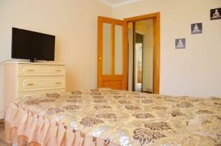 1-комнатная, улица Войкова 6. Центральный, 33кв.м. Вторая фотография комнаты