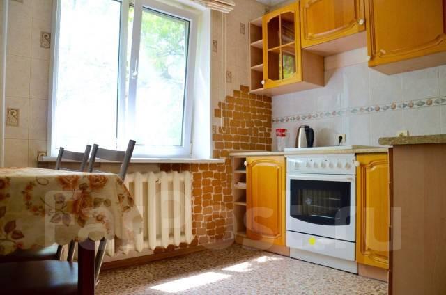 1-комнатная, улица Войкова 6. Центральный, 33 кв.м. Кухня