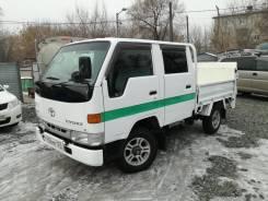 Toyota Toyoace. Без пробега по рф полная пошлина отличный грузовик 4х4, 3 000 куб. см., 2 000 кг.