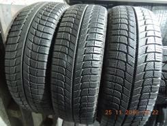 Michelin X-Ice. Зимние, без шипов, 2012 год, износ: 10%, 4 шт