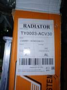 Радиатор охлаждения двигателя. Toyota Solara, SXV20, ACV30, MCV20 Toyota Camry, ACV40, SV30, SV40, MCV20, ACV30L, ACV36, ACV35, ACV31, SXV20, ACV30 Дв...