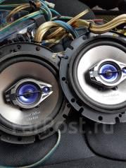 Отличная пара динамиков Clarion SRT 1600