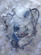 Проводка двс. Nissan Elgrand, AVWE50 Двигатель QD32ETI