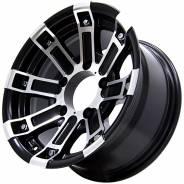 Sakura Wheels. 7.5x15, 6x139.70, ET-10, ЦО 110,5мм. Под заказ